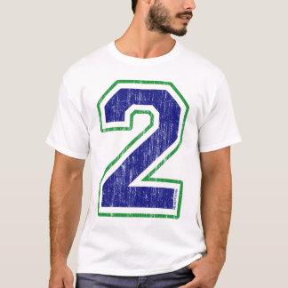 Vintage #2 (red & blue) T-Shirt