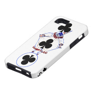 Vintage 3 of Clubs Case-Mate Case Case For The iPhone 5