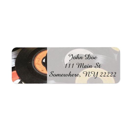Vintage 45rpm Records