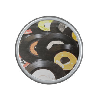 Vintage 45rpm Records Speaker