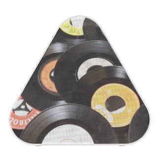 Vintage 45rpm Records Bluetooth Speaker