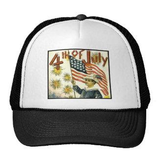 Vintage 4th of July Hat