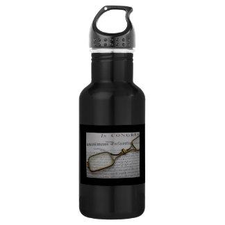 vintage 4th of july 532 ml water bottle