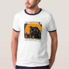 Vintage 50's Album Design Of Alley Cat Song T-Shirt