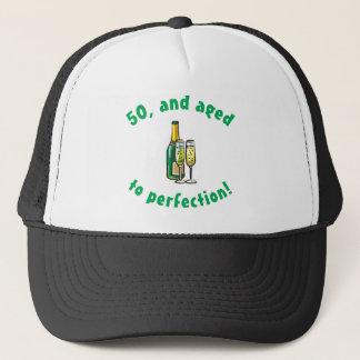 Vintage 50th Birthday Gift Trucker Hat