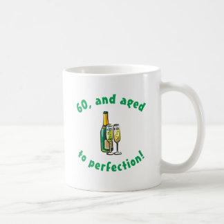 Vintage 60th Birthday Gift Coffee Mug