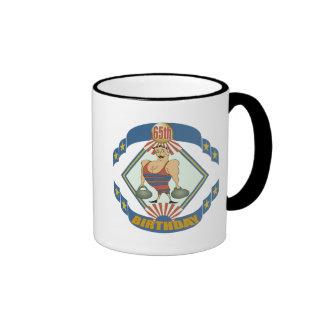 Vintage 65th Birthday Gifts Coffee Mug