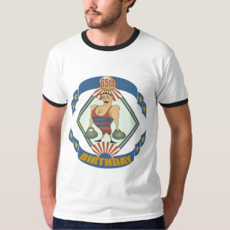 Vintage 65th Birthday Gifts T-Shirt