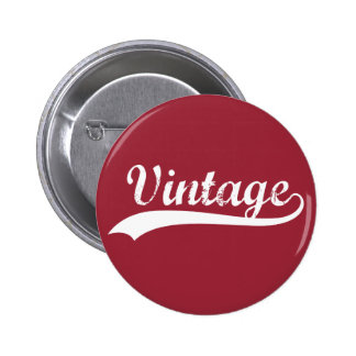 Vintage 6 Cm Round Badge