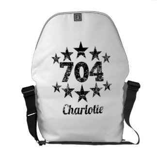 Vintage 704 Charlotte Courier Bags