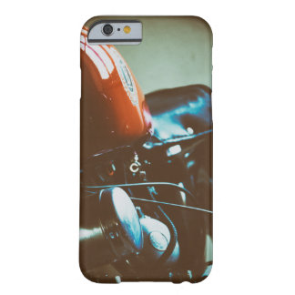 vintage 70 motocycle barely there iPhone 6 case