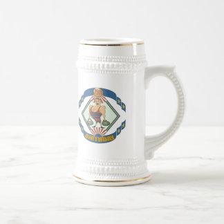 Vintage 75th Birthday Gifts Beer Steins