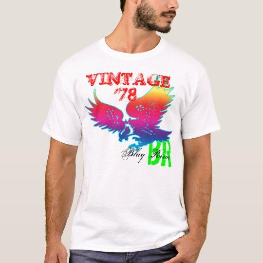 Vintage 78 eagle T shirt