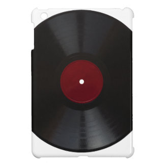 Vintage 78 rpm record transparent PNG iPad Mini Case