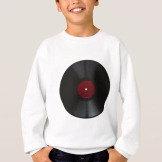Vintage 78 rpm record transparent PNG Sweatshirt