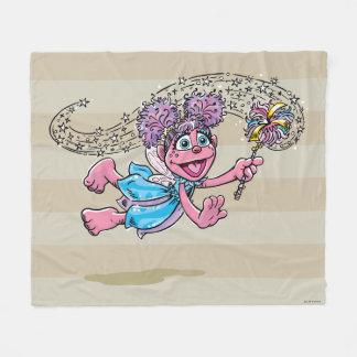 Vintage Abby Fleece Blanket