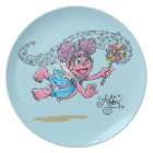 Vintage Abby Plate