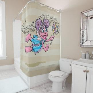Vintage Abby Shower Curtain