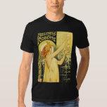 Vintage Absinthe Poster Art T-shirt