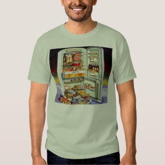 Vintage Abundant American Refrigerator Tshirts