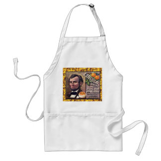 Vintage Advertising, Lincoln Brand Citrus fruits Standard Apron