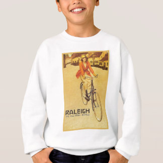 Vintage advertising posters, 1920s and 1930s sweatshirt