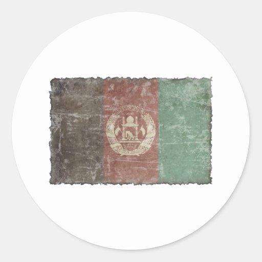 Vintage Afghanistan Stickers