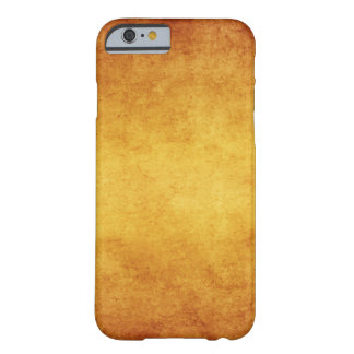 Vintage Aged Parchment Paper Template Blank Barely There iPhone 6 Case