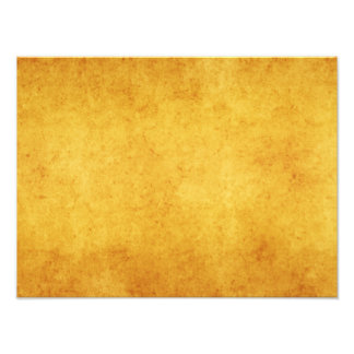 Vintage Aged Parchment Paper Template Blank Photo