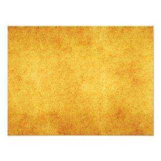 Vintage Aged Parchment Paper Template Blank Art Photo