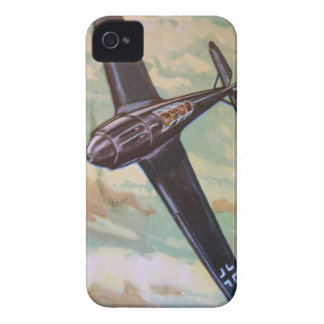Vintage Aircraft BlackBerry Bold Case-Mate iPhone 4 Cases