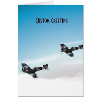 Vintage Aircraft Cards