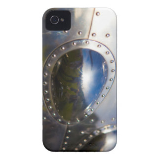 Vintage Aircraft Detail iPhone 4 Covers