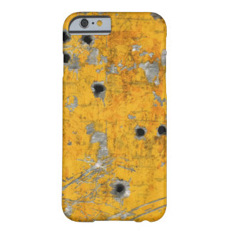 Vintage aircraft fuselage (Bullet Holes) Barely There iPhone 6 Case