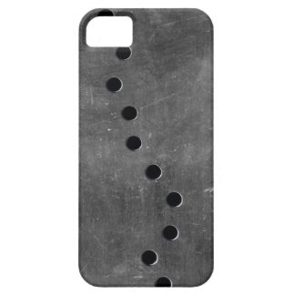 Vintage aircraft fuselage (Bullet Holes) iPhone 5 Cover