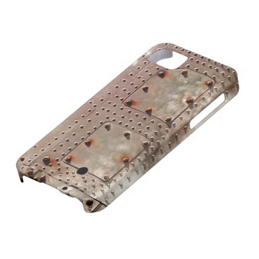 Vintage aircraft fuselage iPhone 5 cases