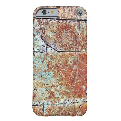 Vintage aircraft fuselage iPhone 6 case
