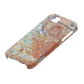 Vintage aircraft fuselage case for the iPhone 5