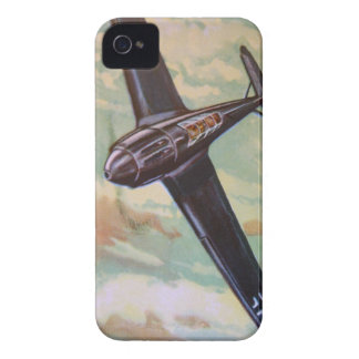 Vintage Aircraft  iPhone 4/4S Case-Mate Case-Mate iPhone 4 Cases