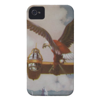 Vintage Aircraft  iPhone 4/4S Case-Mate ID Case iPhone 4 Case-Mate Cases