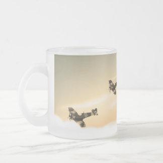 Vintage Aircraft Coffee Mugs