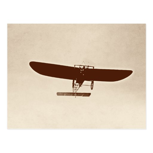 Vintage aircraft postcards