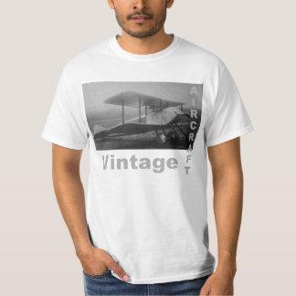 Vintage Aircraft Sopwith Camel Tshirt