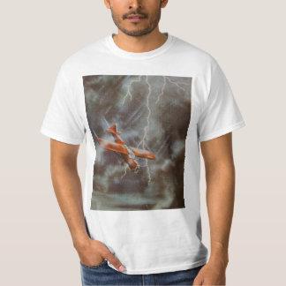 Vintage Aircraft Tee Shirt Adult