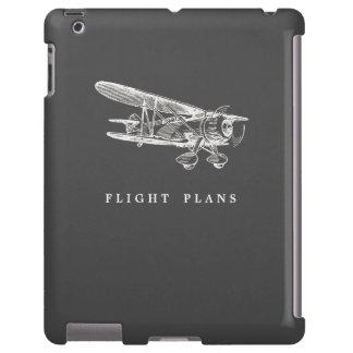 Vintage Airplane Flight Plans
