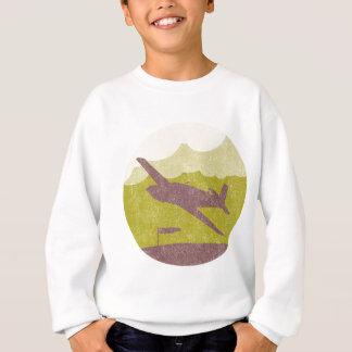 Vintage Airplane Sweatshirt
