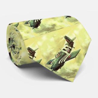 Vintage Airplane Tie