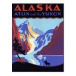 Vintage Alaska Postcard