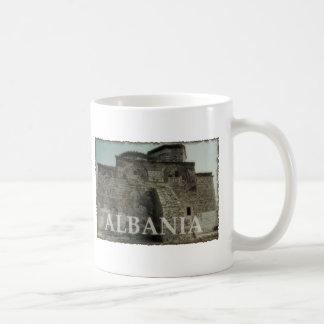 Vintage Albania Coffee Mug