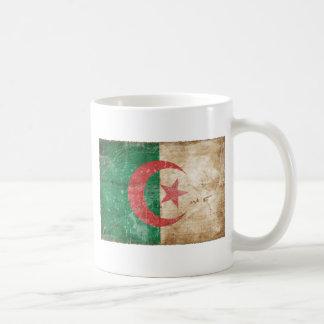 Vintage Algeria Flag Mug